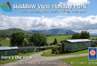 Skiddaw View Holiday Park nr Bassenthwaite Cumbria